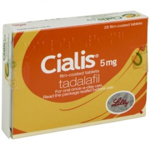 Cialis 5mg tablets