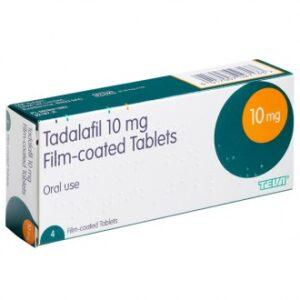 Tadalafil 10mg tablets
