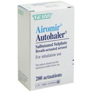 Airomir Autohaler